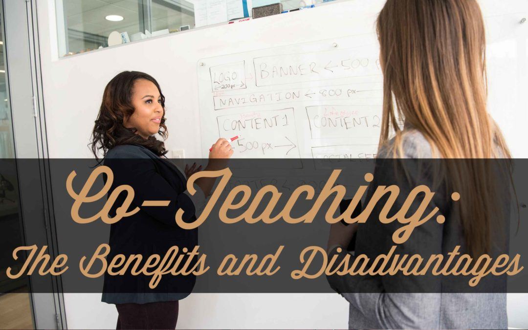 Co-teaching: The Benefits and Disadvantages